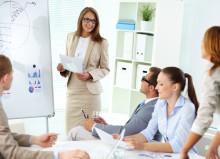 Профессия бизнес-тренер
