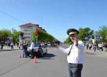 Профессия инспектор ГИБДД