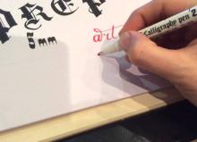 Профессия каллиграф: обязанности, важные качества, где учиться – «Моё призвание»