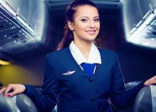 Стюардесса (бортпроводник): обязанности, важные качества, где учиться – «Моё призвание»