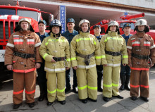 Профессия пожарный: обязанности, важные качества, где учиться – «Моё призвание»