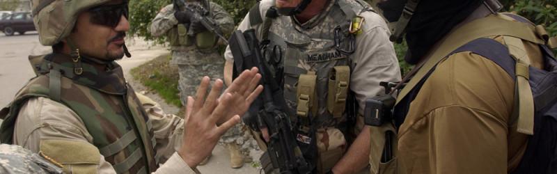 Военный переводчик