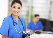 Главная медсестра больницы