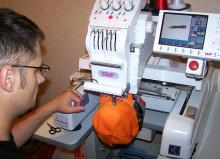 Мастер машинной вышивки