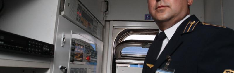 Начальник поезда
